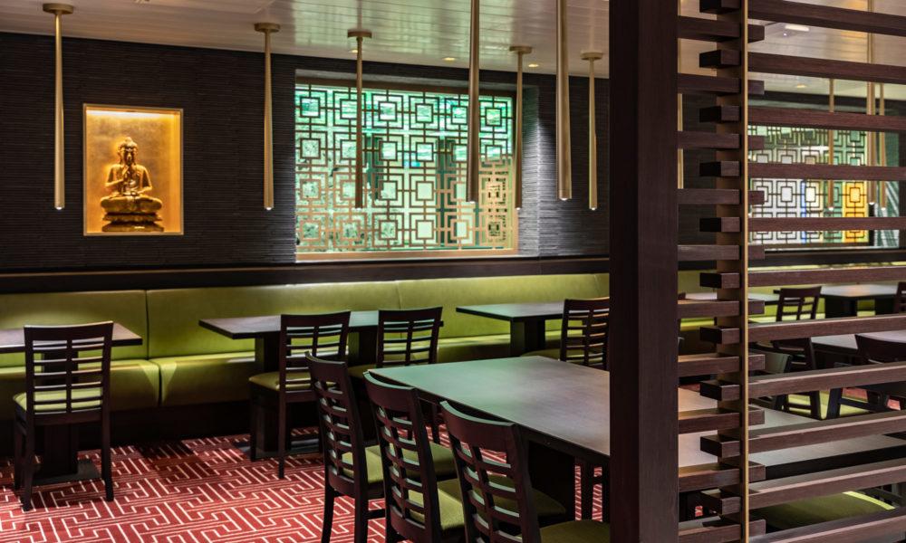 AIDAnova East Restaurant. Foto: AIDA Cruises