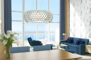 AIDAnova Penthouse Suite. Foto: AIDA Cruises