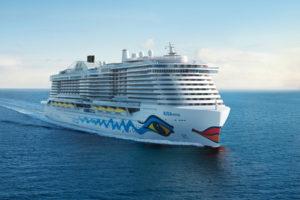 AIDAnova. Foto: AIDA Cruises