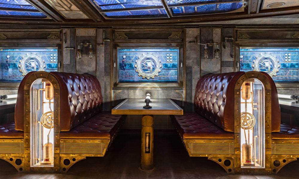 AIDAnova Time Machine. Foto: AIDA Cruises