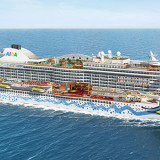 AIDAperla. Foto: AIDA Cruises