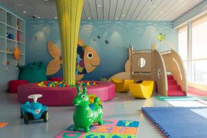 AIDAperla Kids & Mini Club. Foto: Inside View