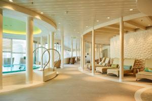 AIDAperla Organic Spa. Foto: AIDA Cruises