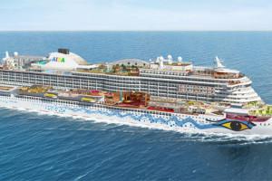 AIDAprima, eine neue Generation. Foto: AIDA Cruises