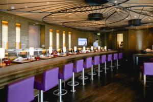 AIDAprima Sushi Restaurant auf Deck 8. Foto: Mister & Misses Do / Kreuzfahrtpiraten