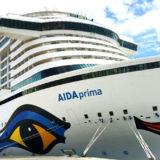 AIDAprima auf Party-Kreuzfahrt
