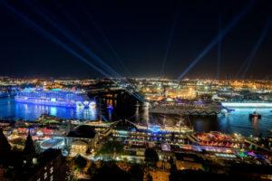 AIDAprima Taufe. Foto: CH Lietzmann / AIDA Cruises