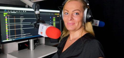Eva Pirko vom AIDAradio