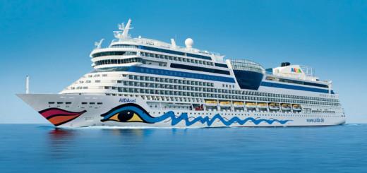 AIDAsol auf Kreuzfahrt. Foto: AIDA Cruises