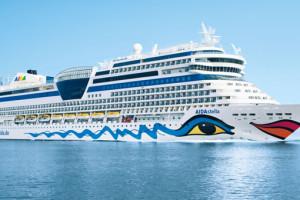 AIDAstella auf Kreuzfahrt. Foto: AIDA Cruises