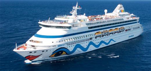 AIDAvita auf Kreuzfahrt. Foto: AIDA Cruises
