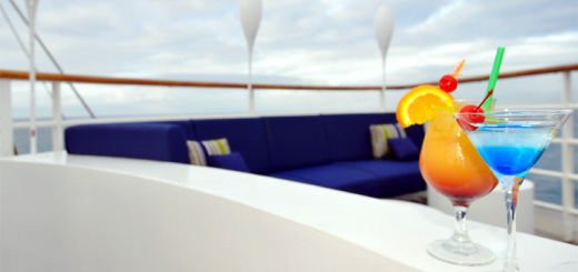 Seaside Lounge von AIDAvita, Foto: AIDA Cruises