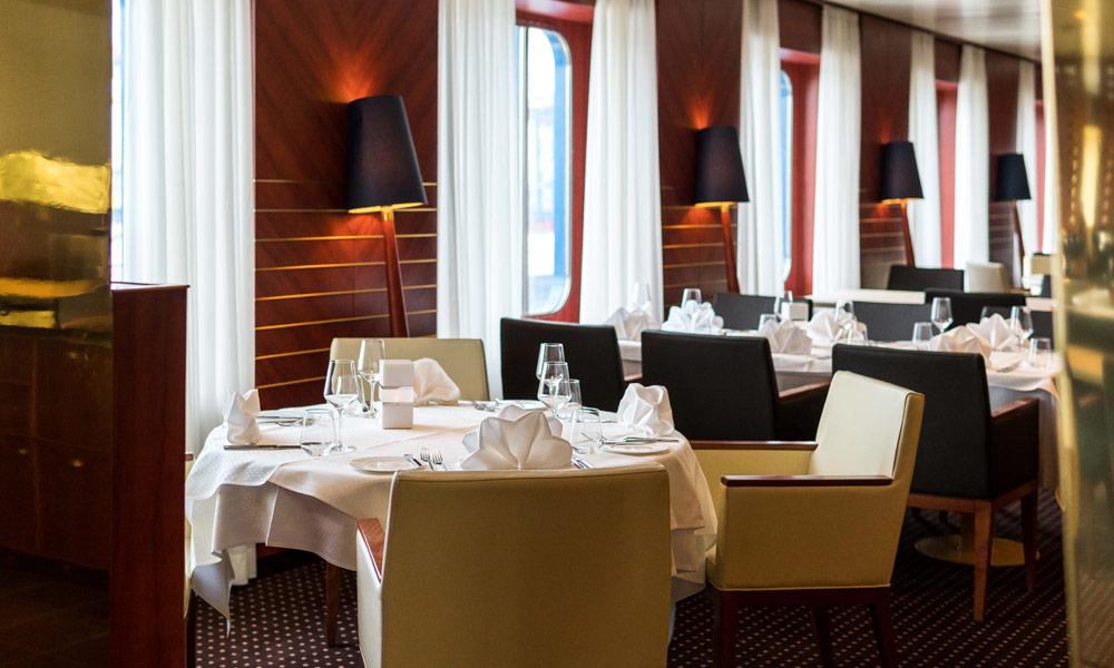 Selection Restaurant auf AIDAvita. Foto: AIDA Cruises