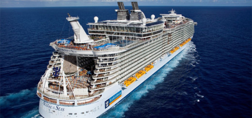 Allure of the Seas auf Kreuzfahrt. Foto: Royal Caribbean International