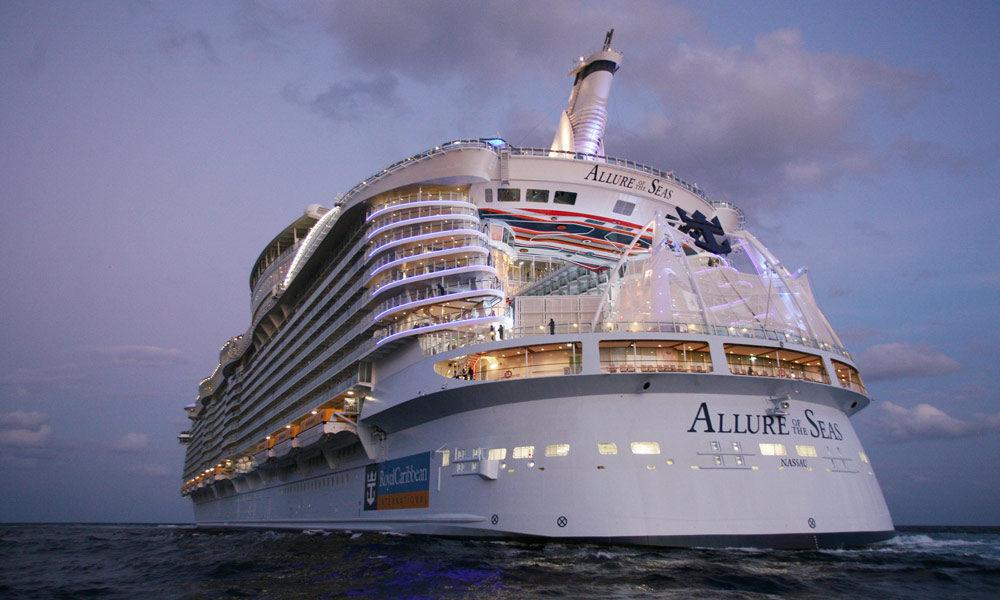 Allure of the Seas. Foto: Royal Caribbean International