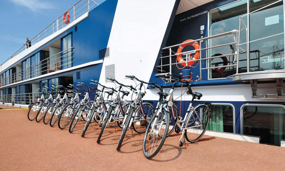 AmaWaterways Fahrräder