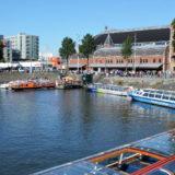 Hafen von Amsterdam. Foto: Udo Horn