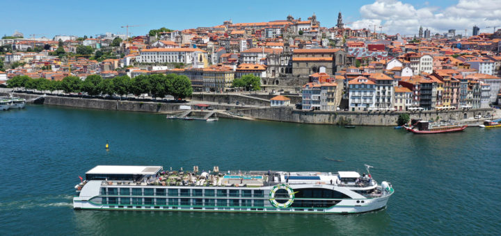 ANDORINHA von VIVA Cruises