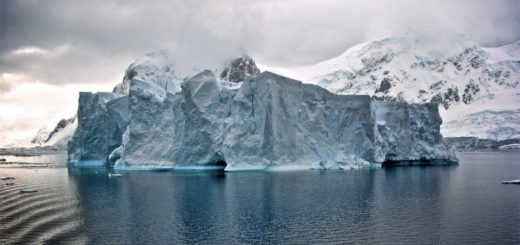 Antarktis Eisberge