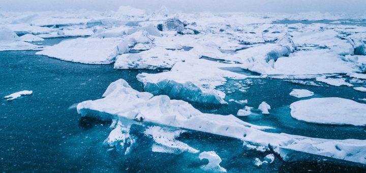 Arktis Kreuzfahrt Eisberge