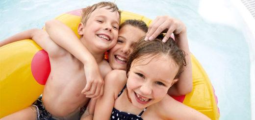 A-ROSA Familienreisen mit Kindern