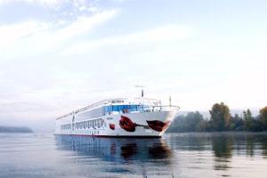 A-Rosa Flusskreuzfahrten. Foto: A-ROSA Flussschiff