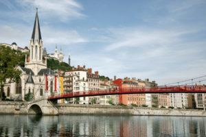 A-ROSA in Lyon. Foto: A-ROSA Flussschiff