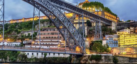 A-ROSA in Porto. Foto: A-ROSA Flussschiff
