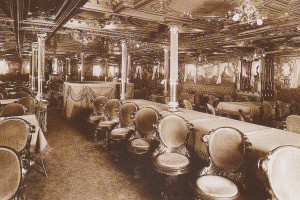 Damenzimmer auf der Augusta Victoria. Foto: Hapag-Lloyd AG