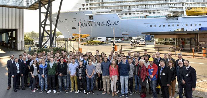 Meyer Werft-Besichtigung und Hotel