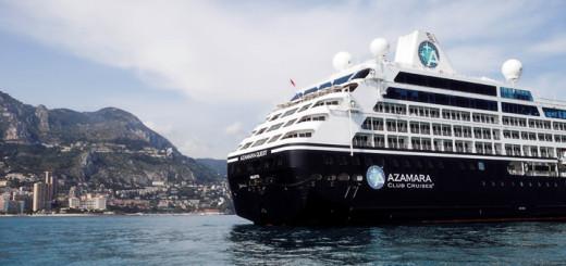 Azamara Quest auf Kreuzfahrt. Foto: Azamara Club Cruises