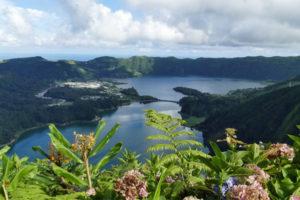 Azoren Kratersee Sete Cidades