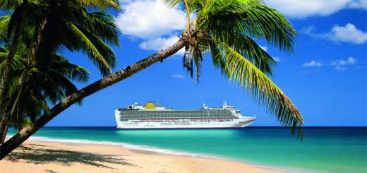 Azura von P&O Cruises in der Karibik. Foto: P&O Cruises