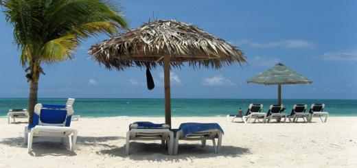 Traumstrand auf den Bahamas. Foto: Hari / pixelio.de