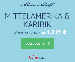 Frühbucher von TUI Cruises