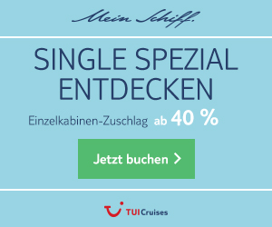 Single Spezial von TUI Cruises