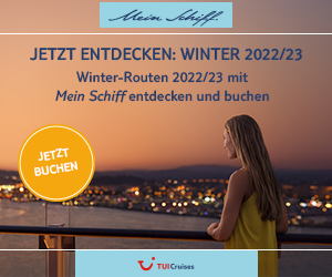 TUI Cruises Winter 2022/2023