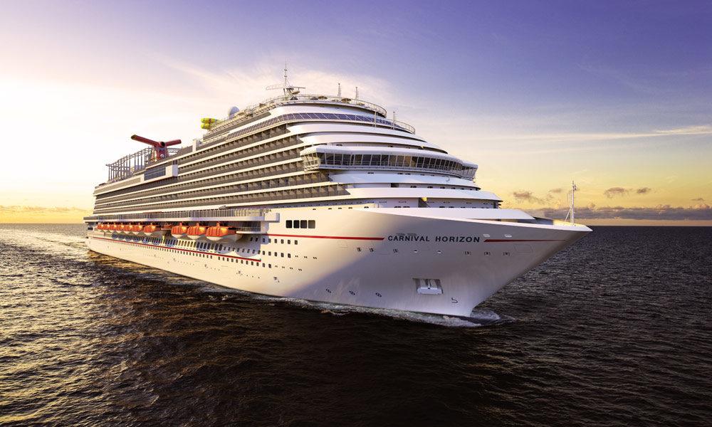 Carnival Horizon. Foto: Carnival Cruise Lines