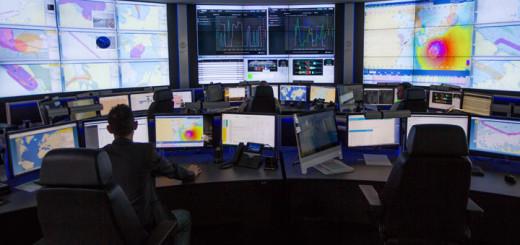 Das Fleet Operations Center (FOC) erlaubt weltweite Echtzeit-Überwachung. Foto: Carnival Maritime