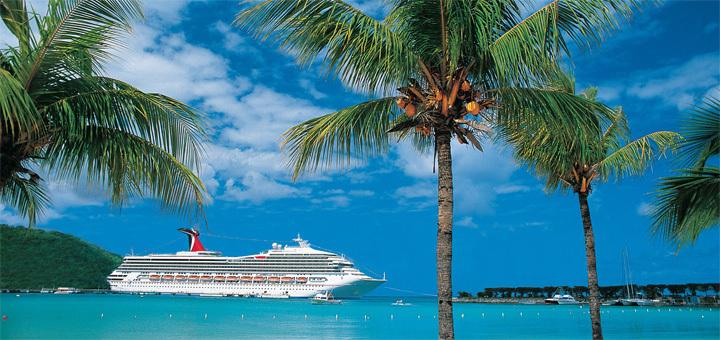 Carnival Victory auf Karibik-Kreuzfahrt. Foto: Carnival Cruise Lines