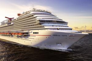 Carnival Vista auf Kreuzfahrt. Foto: Carnival Cruise Lines