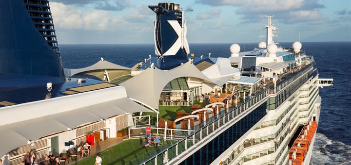 Kreuzfahrten mit Celebrity Cruises