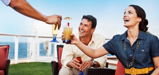 Getränke bei Celebrity Cruises