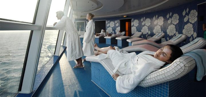 Wellness bei Celebrity Cruises