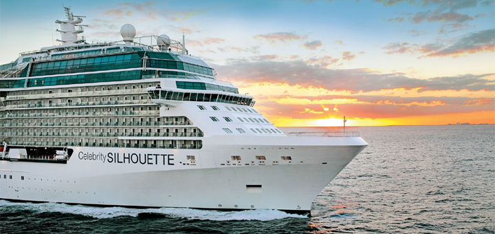 Celebrity Silhouette. Foto: Celebrity Cruises