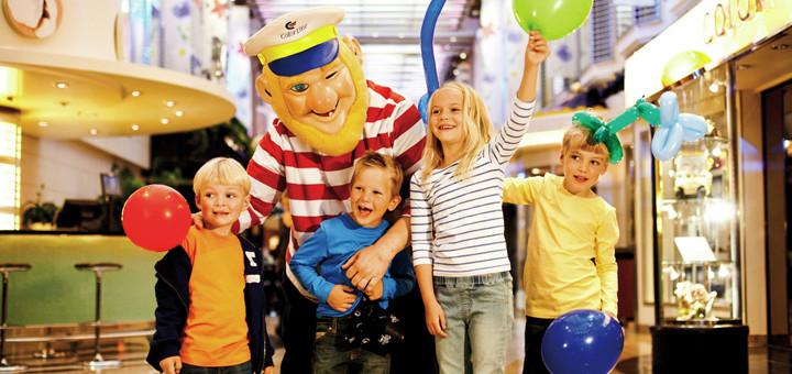 Captain Kid von Color Line. Foto: Rakkephotography