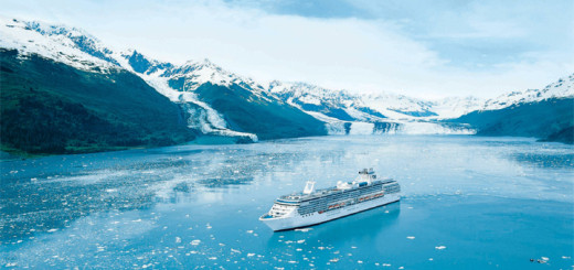 Coral Princess auf Alaska-Kreuzfahrt. Foto: Princess Cruises