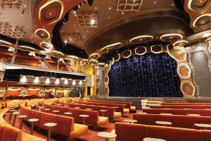 Emeralda Theater der Costa Diadema. Foto: Costa Kreuzfahrten