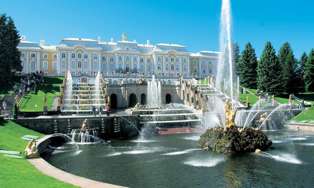 Costa Kreuzfahrten in St. Petersburg. Foto: Costa Kreuzfahrten