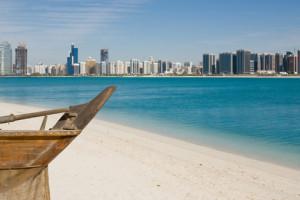 Skyline von Abu Dhabi. Foto: Costa Kreuzfahrten